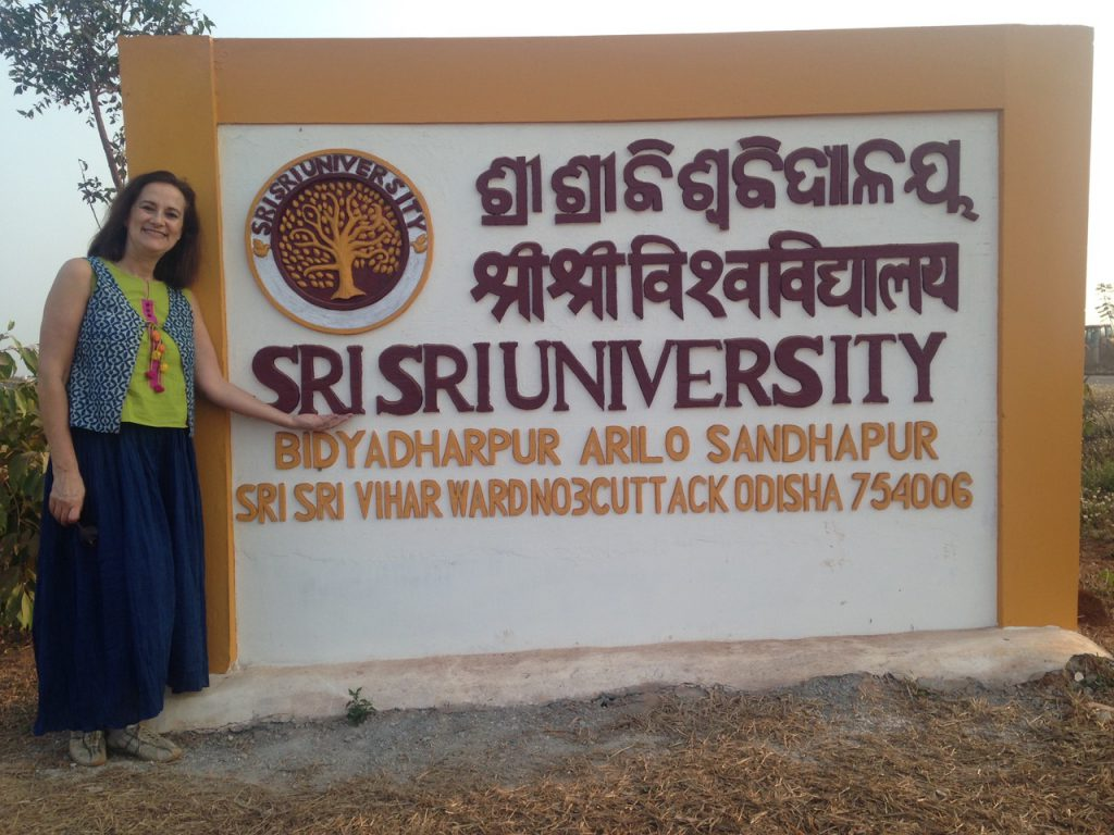 Sri Sri University is now a place in my heart
